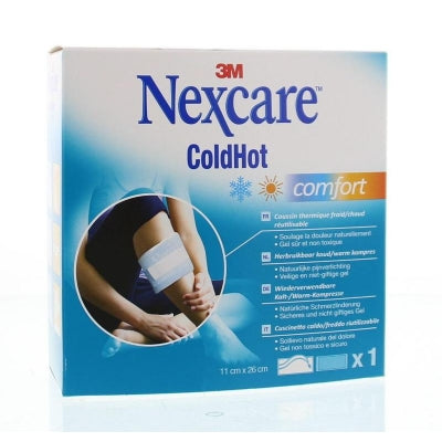 Cold hot pack comfort