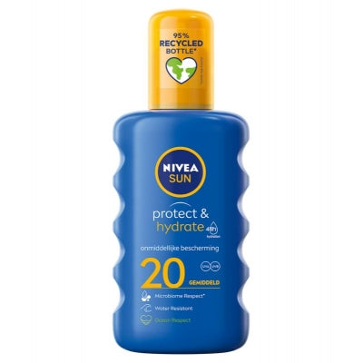 Nivea Sun protect & hydrate zonnespray SPF20 200 ml