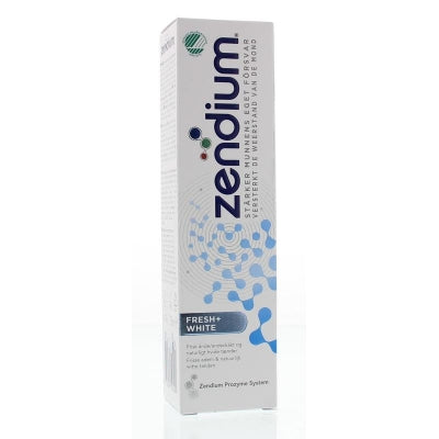 Zendium Tandpasta fresh whitener 75 ml