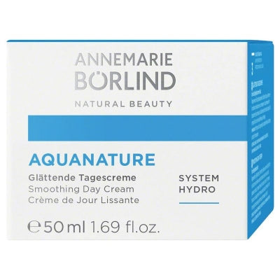 Borlind Aquanature egaliserende dagcreme 50 ml