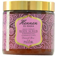 Hammam El Hana Argan therapy Damask rose body scrub 500 ml