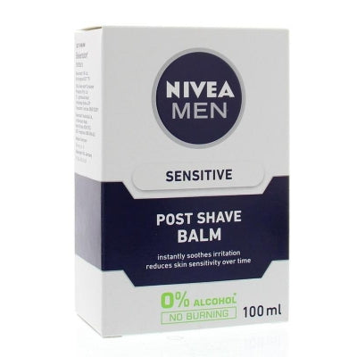 Men aftershave balsem sensitive