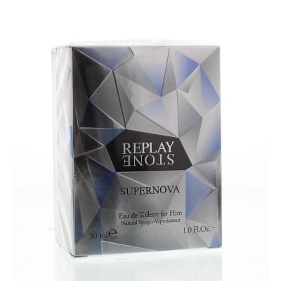 Replay Stone Supernova For Him Edt Spray 30ml