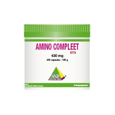 Amino compleet 430 mg puur