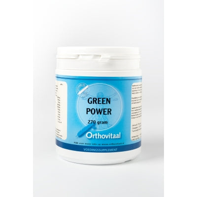 Orthovitaal Green power 270 Gram