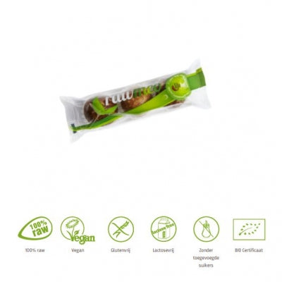 Lifefood Rawmeo bonbons tropical raw & bio 60 Gram
