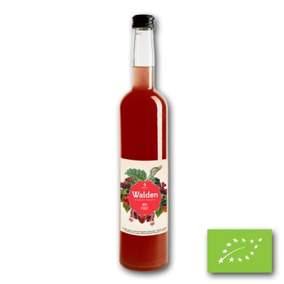 Cordial red fruits