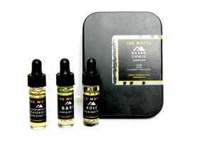 Beard & Hair Tonic Sampler