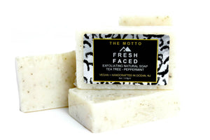 Fresh Faced Natural Bar Soap