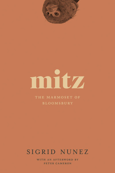 Mitz: The Marmoset of Bloomsbury by Sigrid Nunez