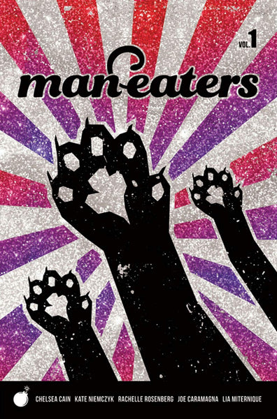 Man-Eaters by Chelsea Cain (Author), Kate Niemczyk (Artist), Lia Miternique (Artist)