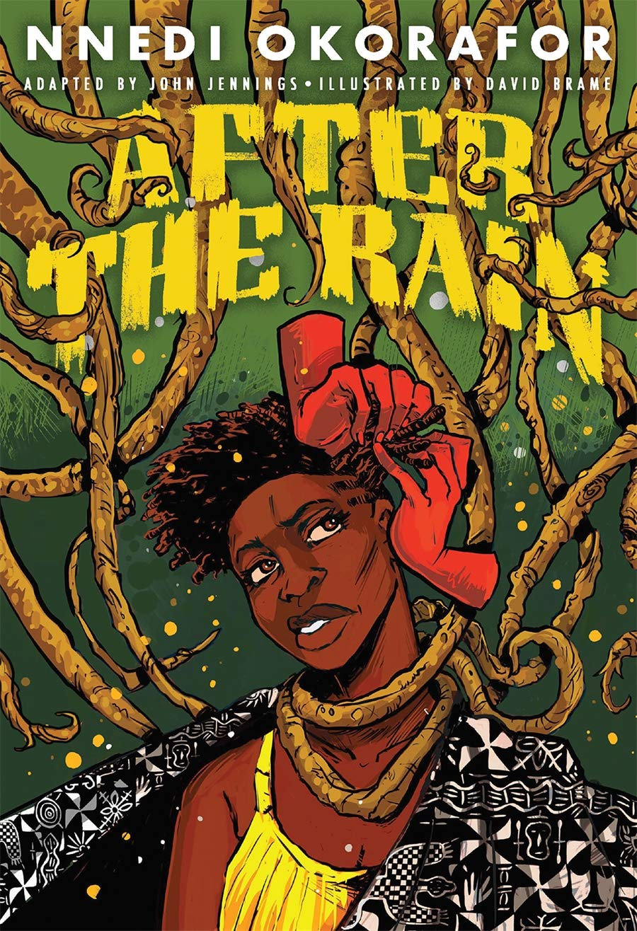 After the Rain by Nnedi Okorafor, adapted by John Jennings, David Brame