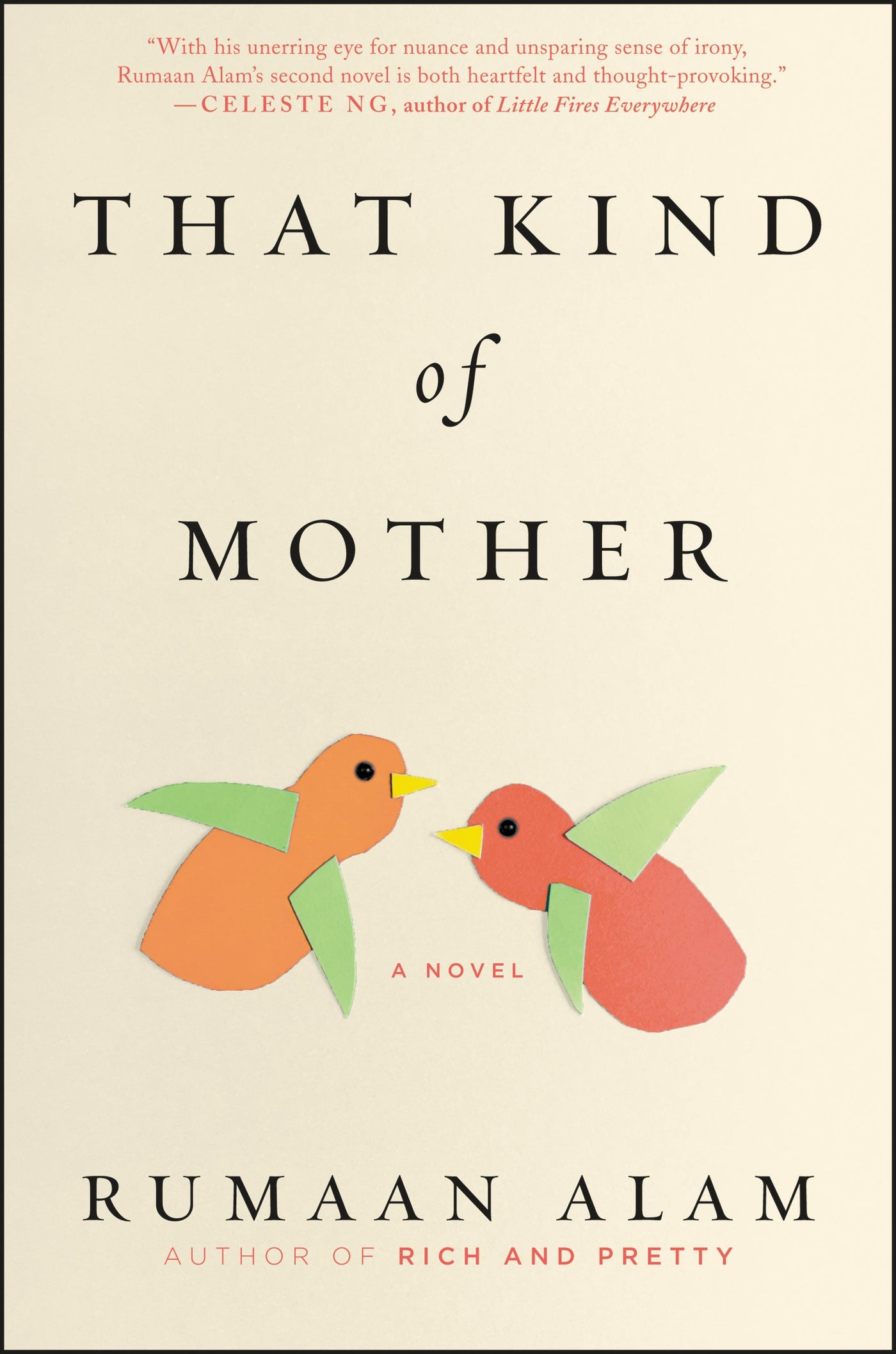 That Kind of Mother: A Novel by Rumaan Alam