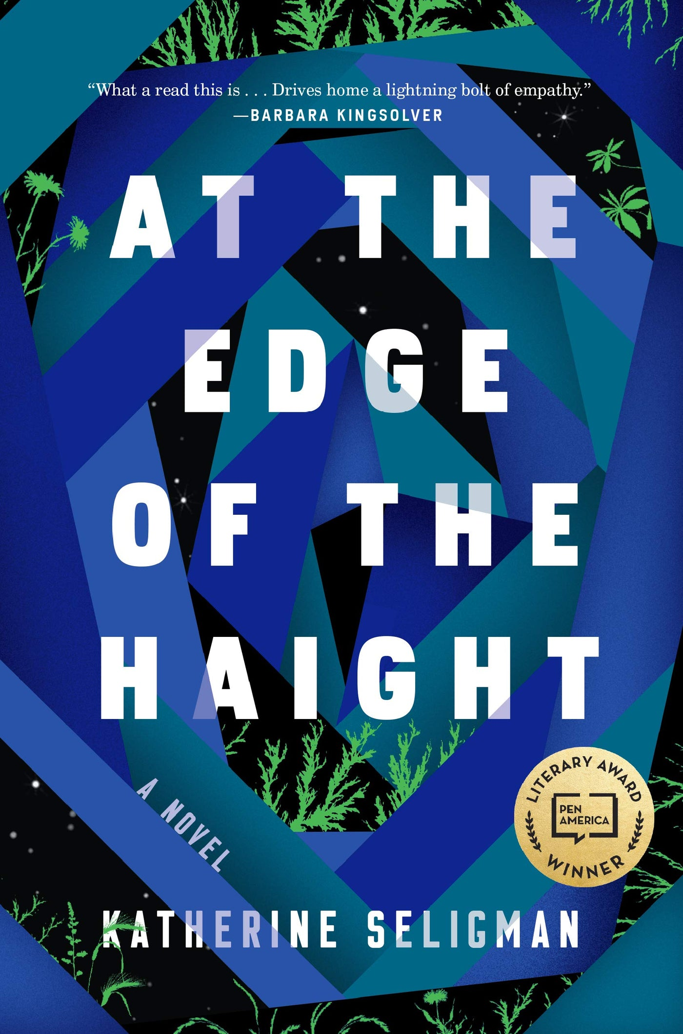 At the Edge of the Haight, by Katherine Seligman