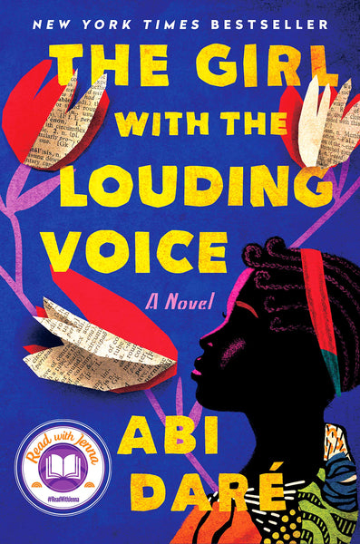The Girl with the Louding Voice by Abi Dare.