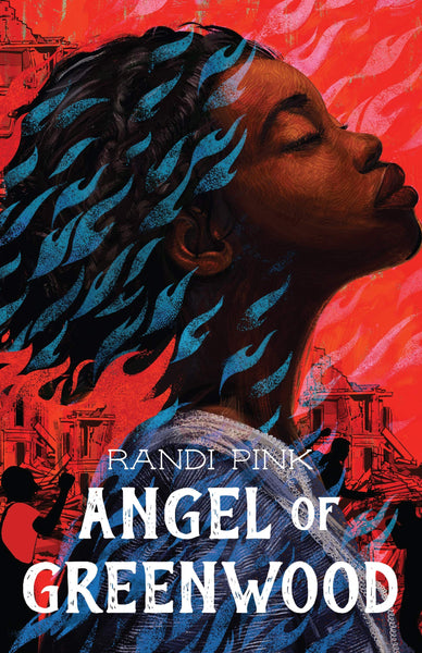 Angel of Greenwood by Randi Pink