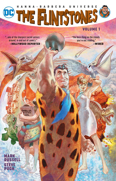 The Flintstones Vol. 1 by Mark Russell