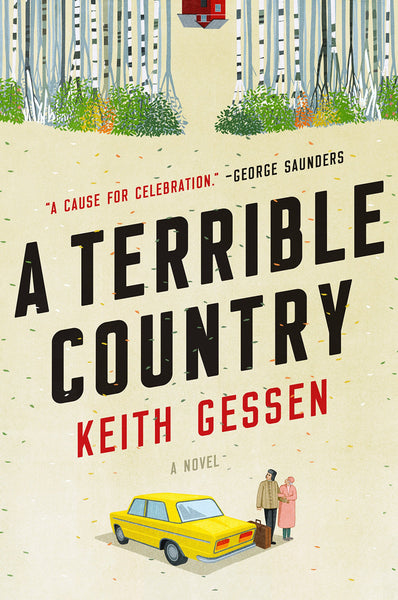 A Terrible Country: A Novel by Keith Gessen