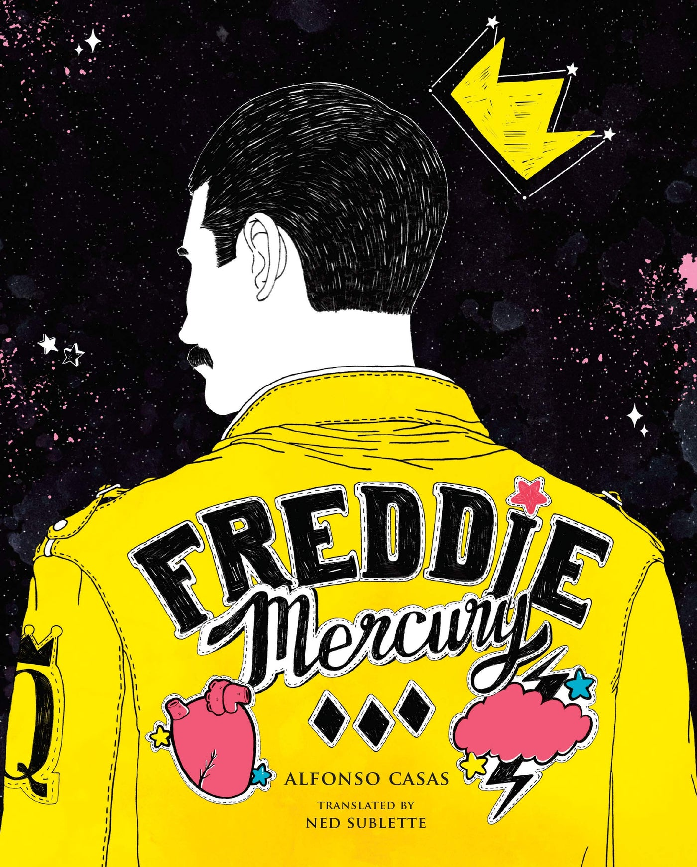 Freddie Mercury: An Illustrated Life by Alfonso Casas