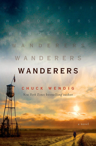 Wanderers by Chuck Wendig