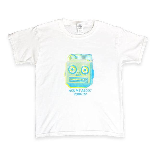 Brains On! Robots Youth T-Shirt