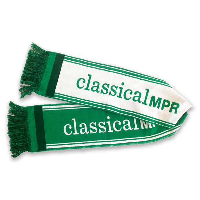 Classical MPR Supporter Scarf
