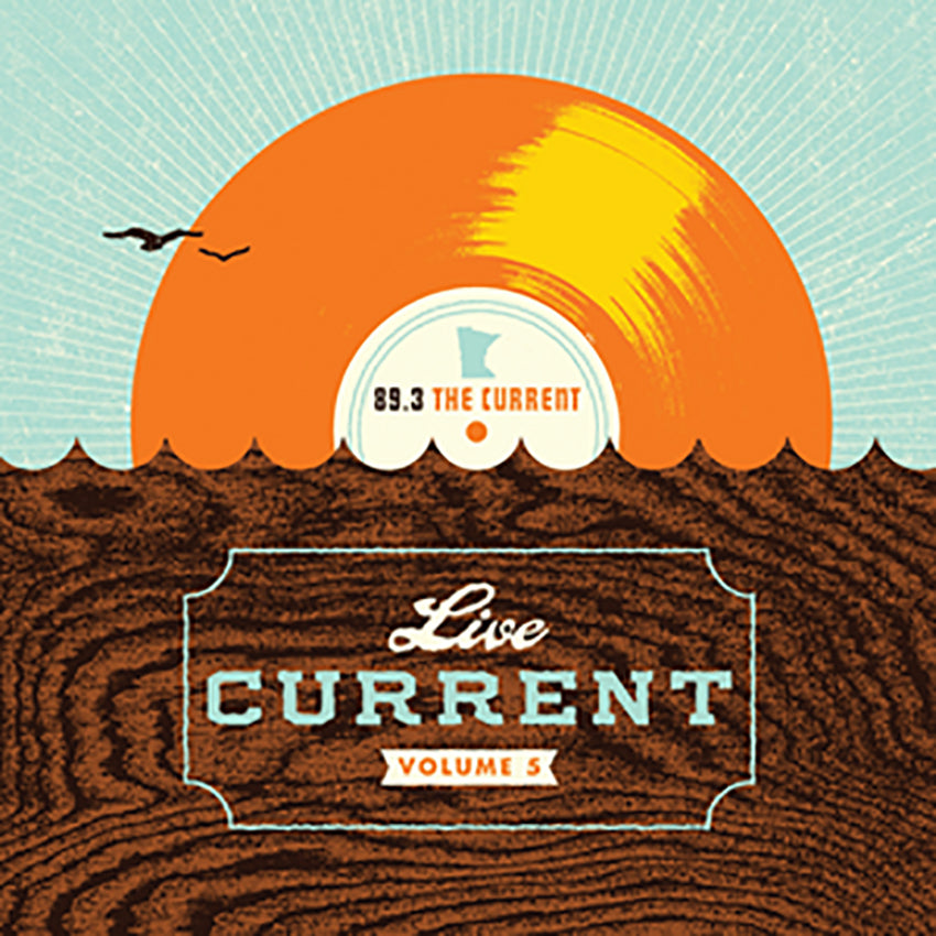 Live Current Volume 5 Vinyl