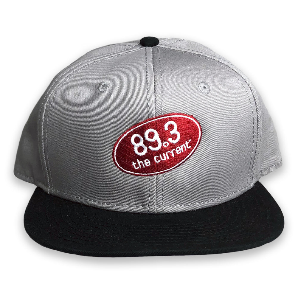 The Current Snap Hat - Gray