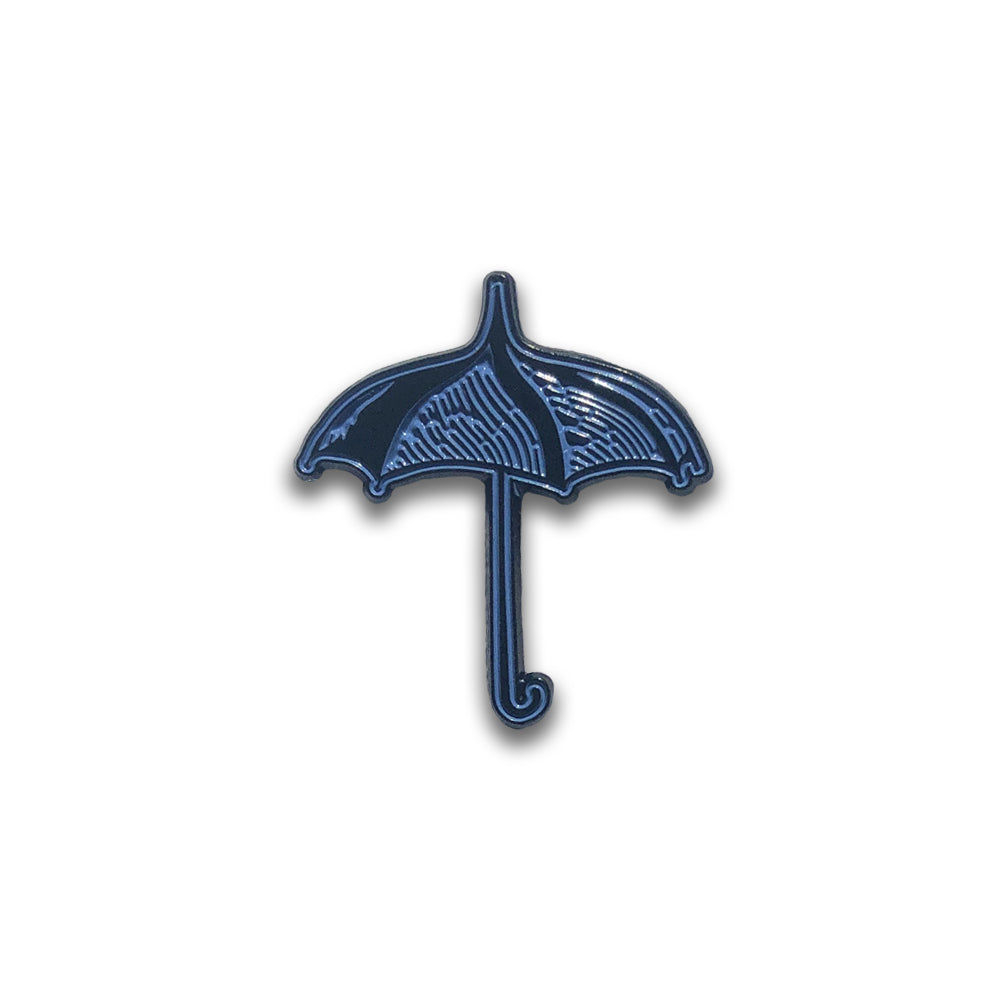 Live from Here Umbrella Pin