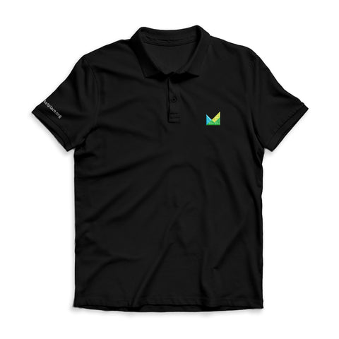 Marketplace Charcoal Logo T-shirt