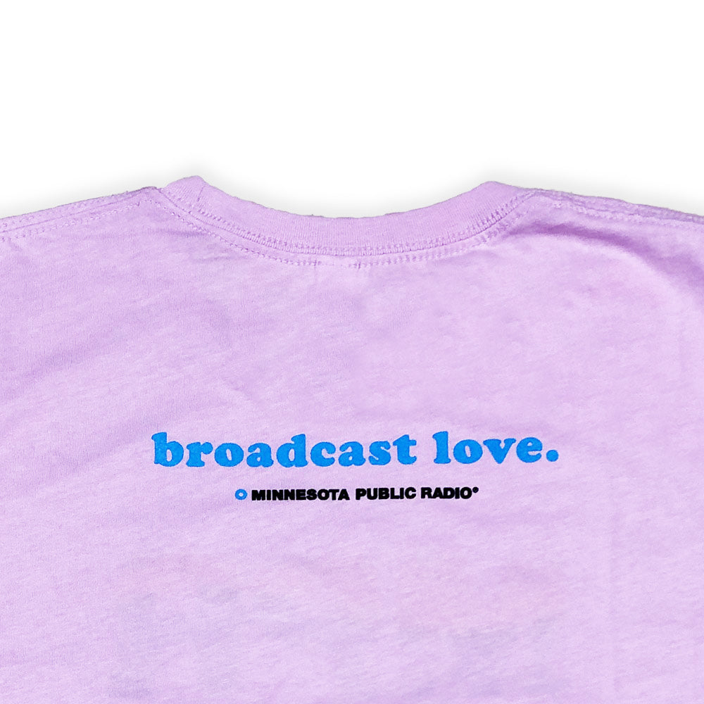 MPR Broadcast Love T-shirt