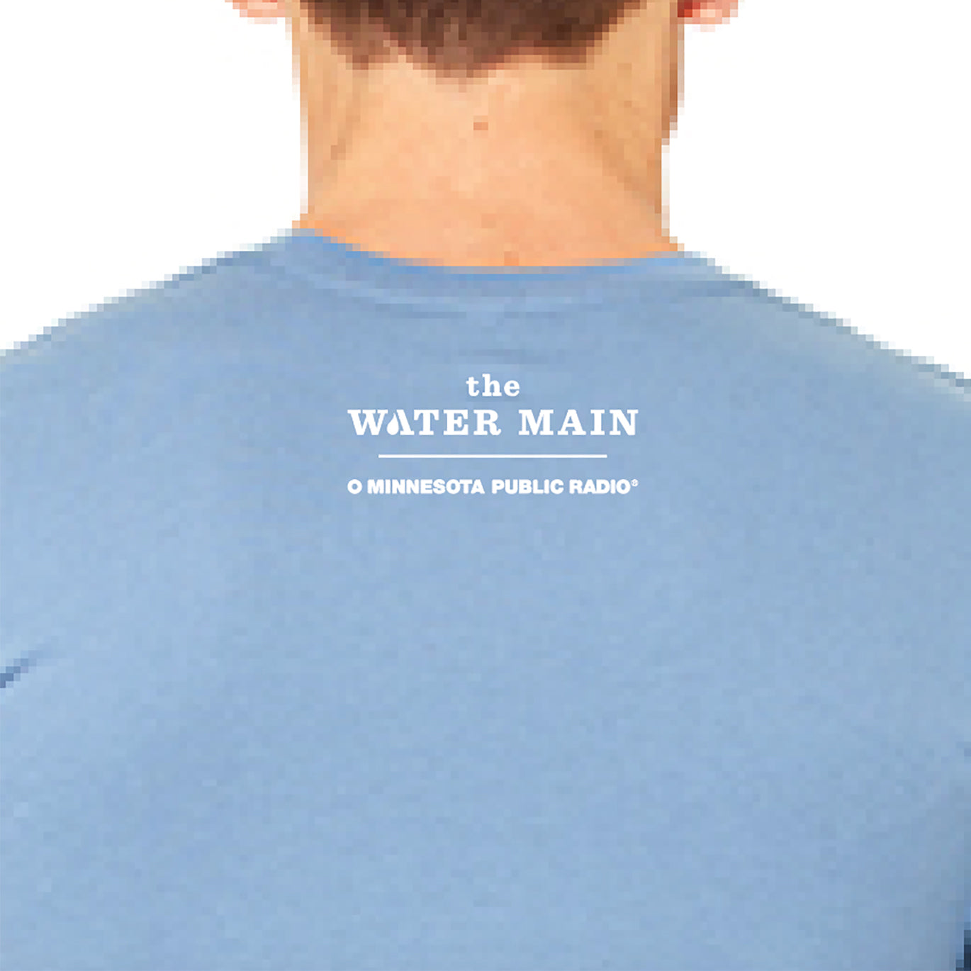 "The Water Main ""I Love My Lakes"" T-Shirt"