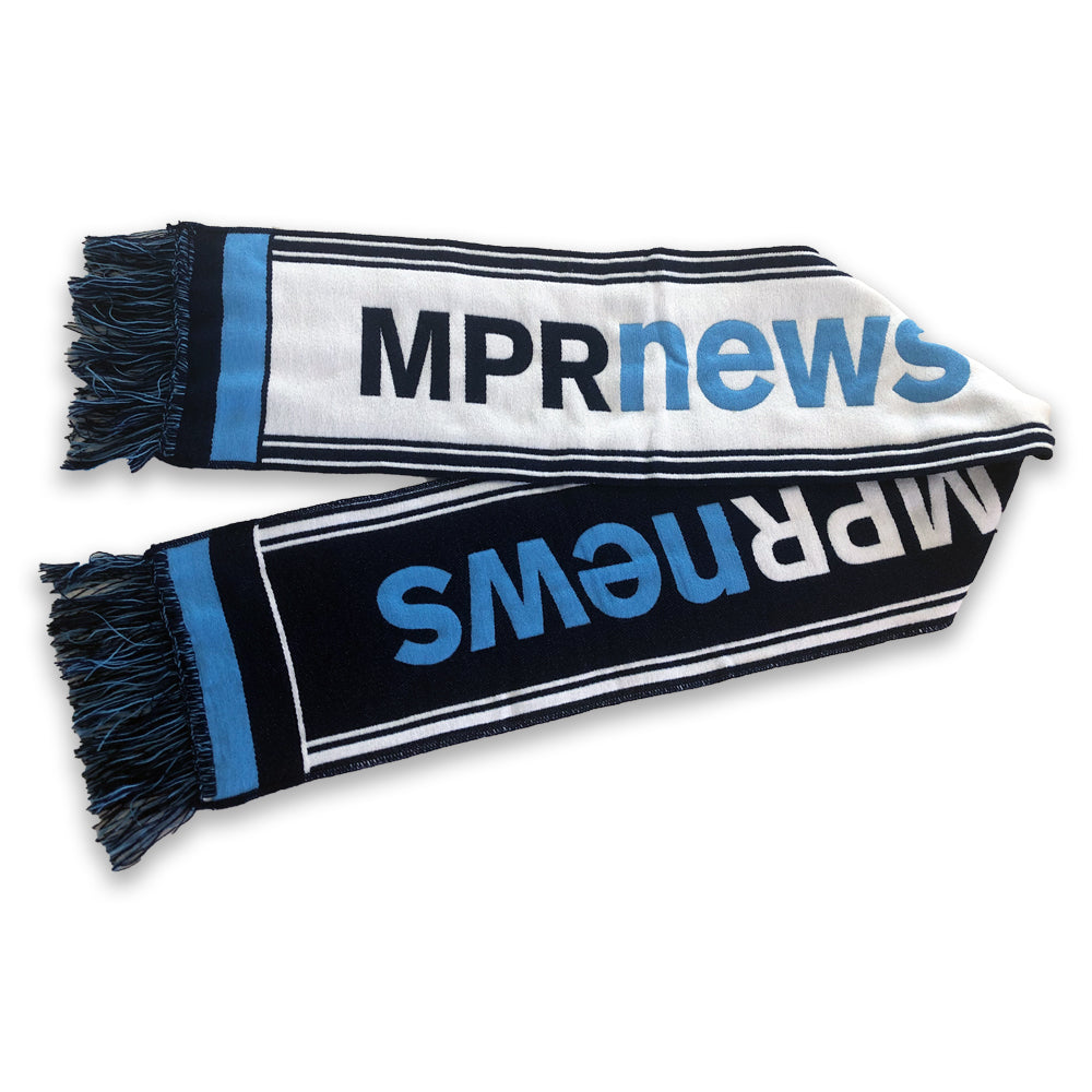 MPR News Supporter Scarf