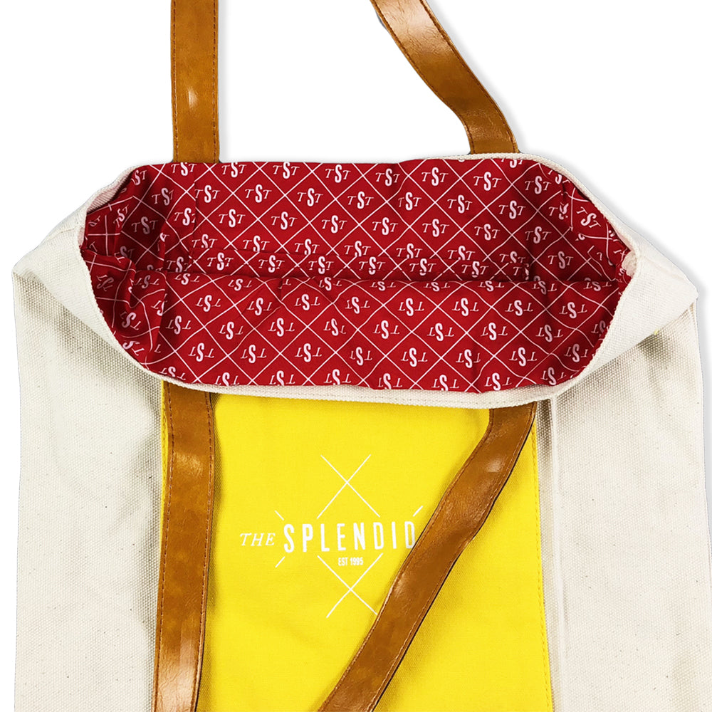 Splendid Table Tote Bag Lining
