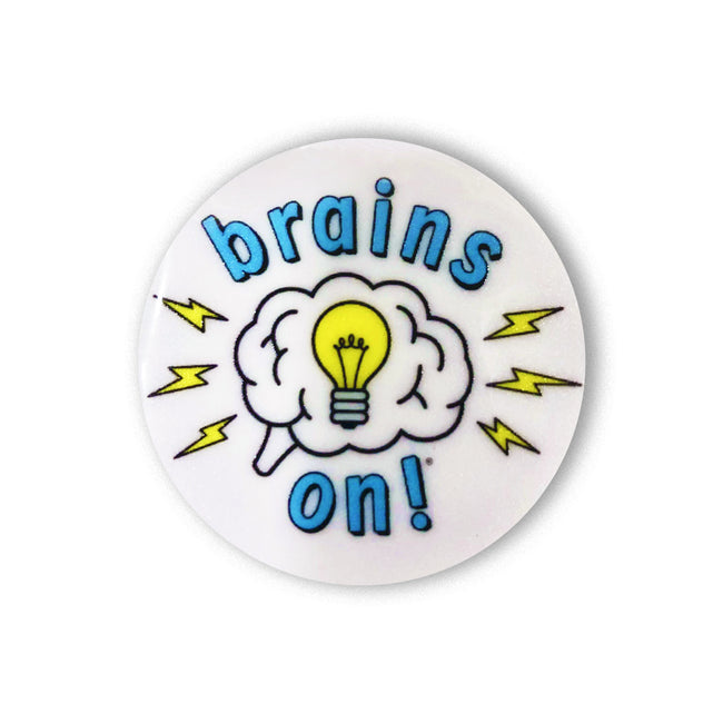 Brains On! Phone Grip