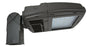 ( DURAGUARD - KH15 SERIES - 43W ) 175W EQUIVALENT HID 120-277V  - KH15 SERIES DURALED MINI HAMPTON KITTY HAWK AREA LIGHT / FLOOD LIGHT / WALL PACK BRONZE FINISH