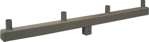 ( DURAGUARD - PSS4Q180VTZ ) QUAD SQUARE VERTICAL TENON AT 180 DEGREES FOR 4IN SQUARE POLE WITH BRONZE FINISH