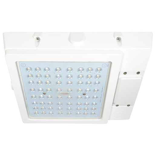 ( TLF - VG5-175-UNV-50K-CA-BZ-SM  ) 48W 120-277V 5000K 5537LM 80CRI 175W EQUIVALENT INTEGRATED LED SURFACE MOUNT VANDAL RESISTANT CANOPY FIXTURE