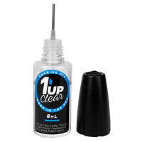 1Up Racing - Clear Bearing Oil, 8ml Oiler Bottle