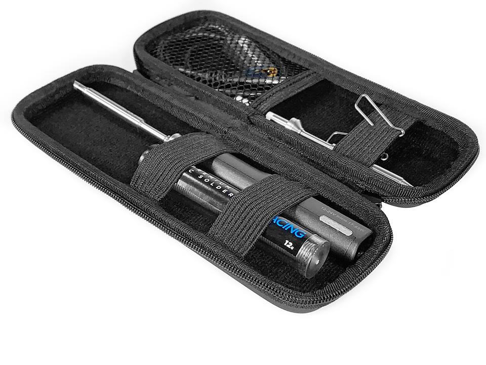 1Up Racing - Pro Pit Iron Protective Travel Case - The R/C House
