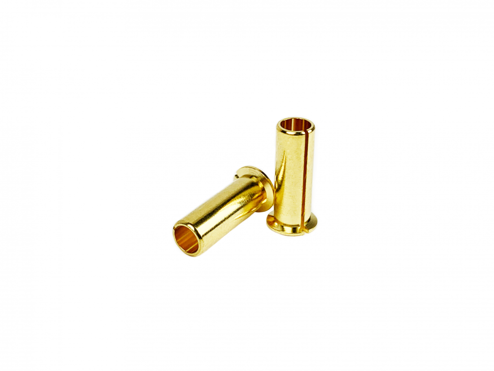 1Up Racing - LowPro 4mm to 5mm Bullet Plug Adapter - Pair - The R/C House