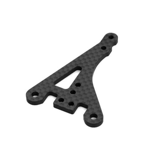 Tekno – Steering Top Plate (carbon fiber, EB410) - The R/C House