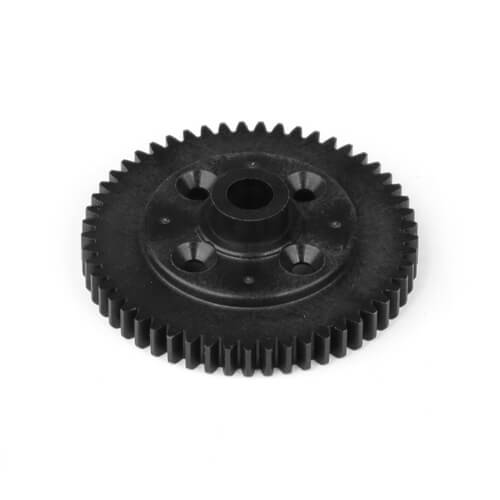 Tekno – Spur Gear (53t, 32 pitch, composite, black, EB/ET410) - The R/C House