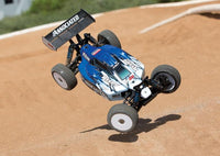 Associated - RC8.2e 1/8 Brushless 4WD Buggy, RTR Combo, with LiPo Battery - The R/C House