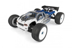 Associated - RC8T3.1e Off Road Truggy Team Kit, 1/8 Scale, 4WD Electric