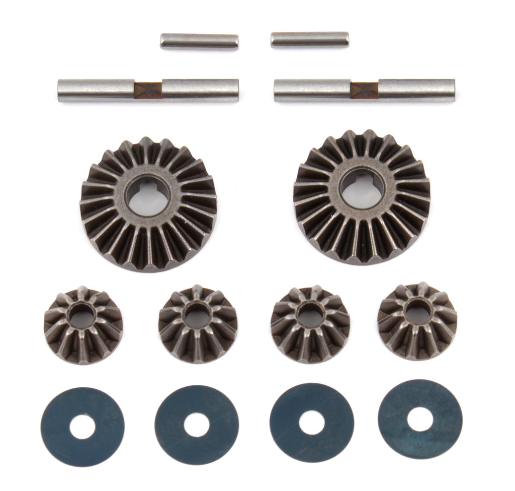 Associated - Differential Gear Set, HTC for RC8B3.1 - The R/C House