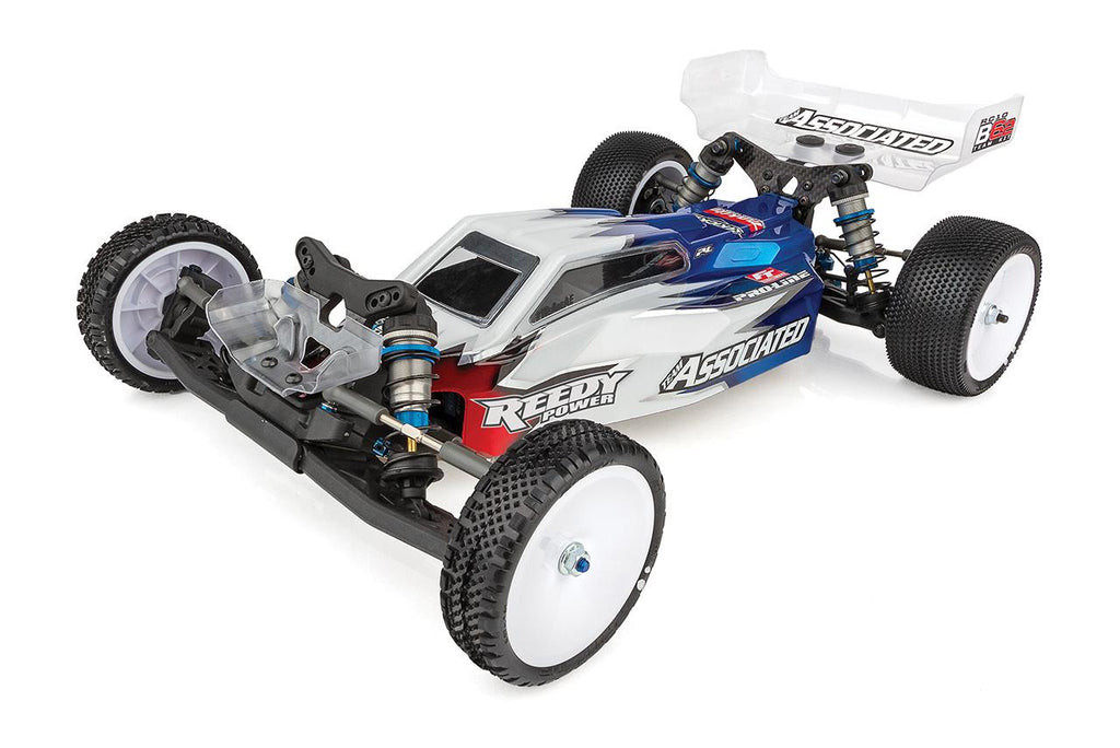 Associated - RC10B6.2 1/10 Electric Off-Road Buggy Team Kit