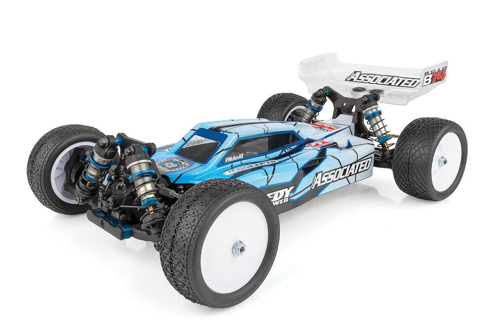 Associated - RC10 B74 4WD 1/10 Team Buggy Kit