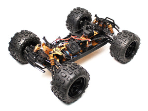 DHK - Maximus 1/8 4WD Brushless Monster Truck, Ready To Run, No Battery or Charger - The R/C House