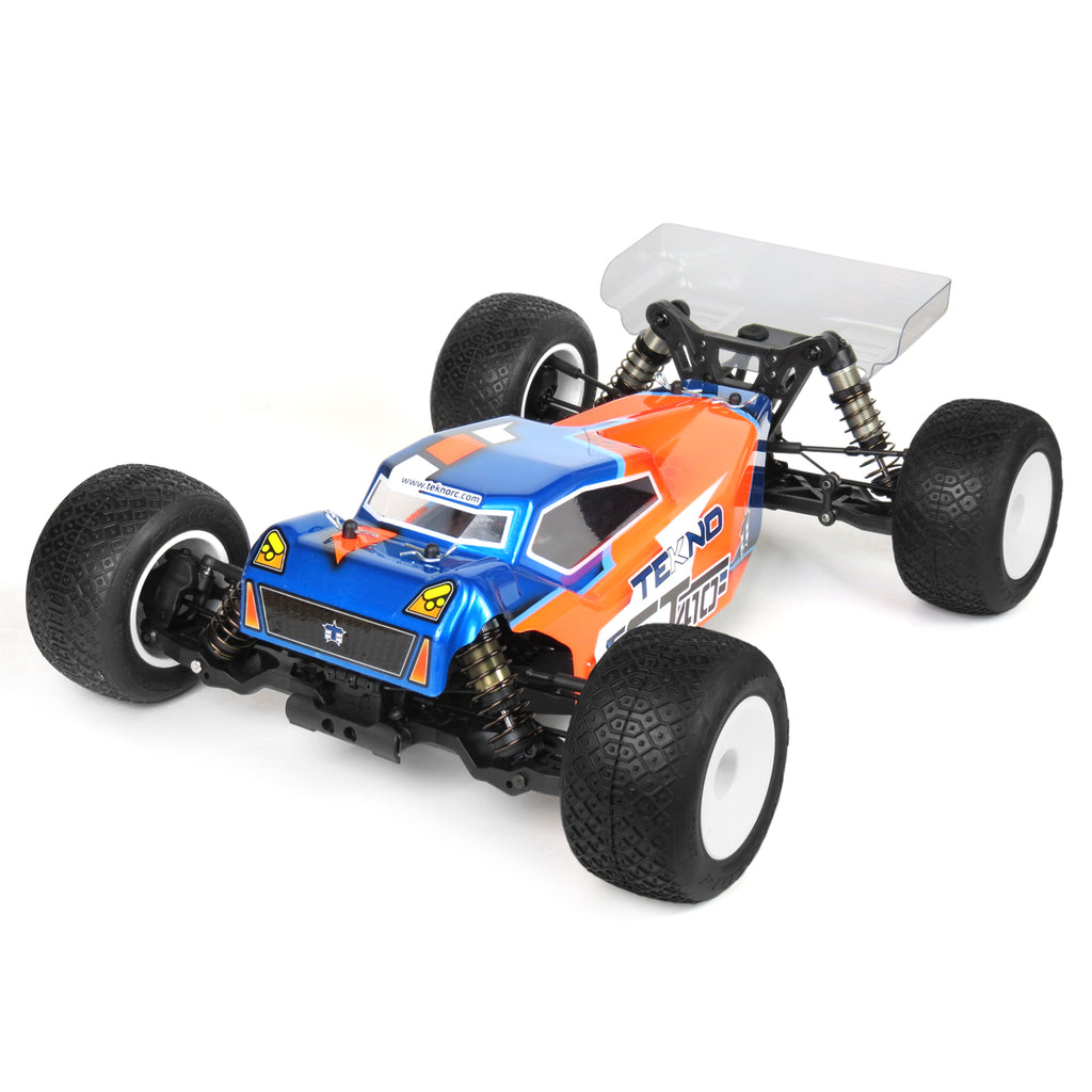 Tekno RC ET410 Competition 1/10 Electric 4WD Truggy Kit - The R/C House